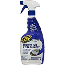 ZEP Shower Tub and Tile Cleaner, 32 oz ZUSTT32PF