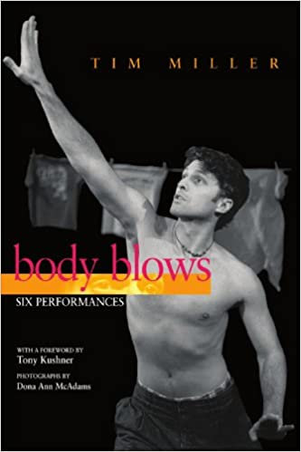 body blows six performances living out gay and lesbian autobiographies