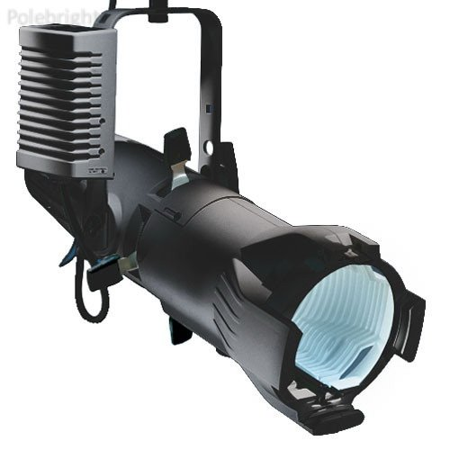 Source Four High Intensity Discharge Zoom Ellipsoidal Spotlight, White, Pigtail - 25-50 Degrees (115-240V AC) - Polebright update (Zoom Ellipsoidal Spotlight)