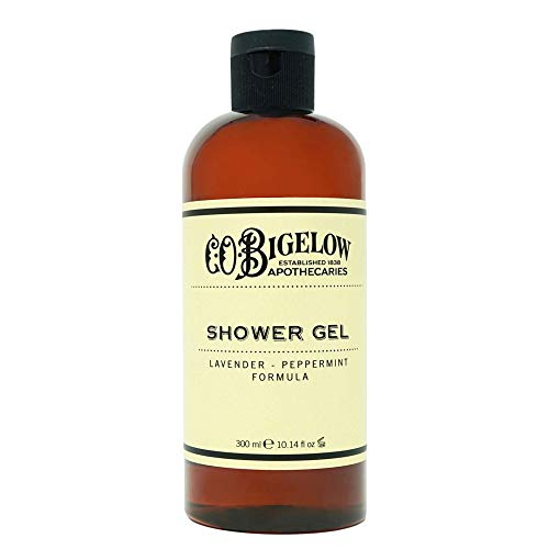 (C.O. Bigelow Lavender Peppermint Shower Gel, 10.14 Fluid Ounces )