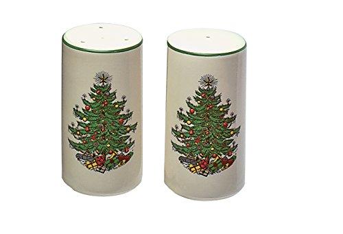Cuthbertson Original Christmas Tree Traditional Salt & Pepper