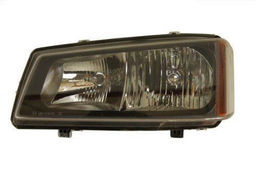 (Genuine GM Parts 10396913 Driver Side Headlight Assembly Composite)