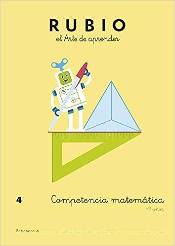 COMPETENCIA MATEMÁTICA 4: Amazon.es: ENRIQUE RUBIO POLO, SLU: Libros