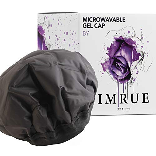 Cordless Heated Gel Cap / Hair Therapy Wrap / Used with Oil