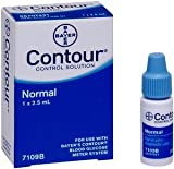Contour Control Solution - Normal - Bayer Diabetes 7100