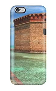 Faddish Phone Attractive Fort Jefferson Case For Iphone 6 Plus / Perfect Case Cover