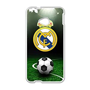 real madrid basel Phone Case for HTC One M7