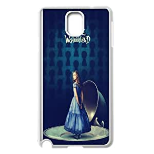 Personalized DIY Alice in Wonderland Custom Cover Case For Samsung Galaxy Note 3 N7200 V3D592568