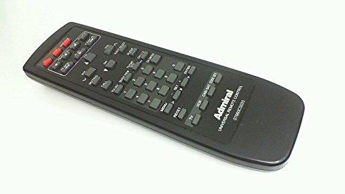 Genuine Admiral 07660CS020 Remote Control (Admiral Tv Remote compare prices)