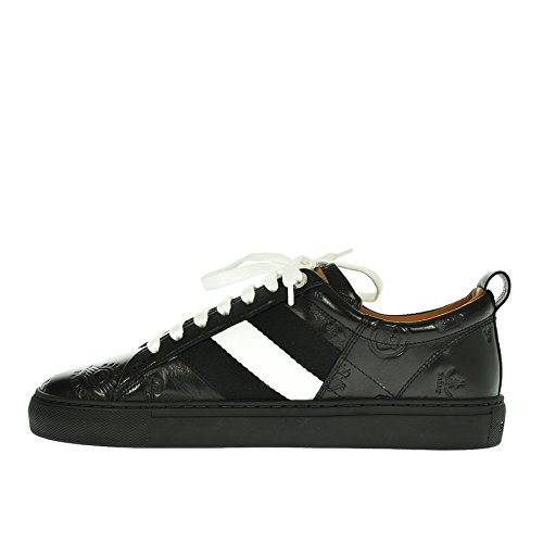 Sneaker Modello 600 HELVIO Bally Nera 42 6gawqYg8nd