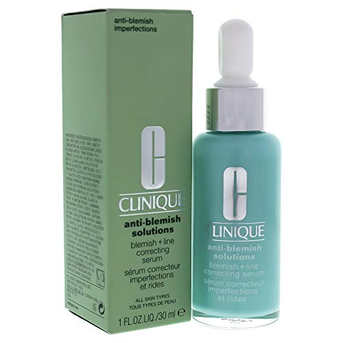 Clinique Anti-blemish Solution Plus Line Correcting Serum Women -