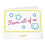 From All of Us (Cake) - Printable Amazon.co.uk Gift Vouch