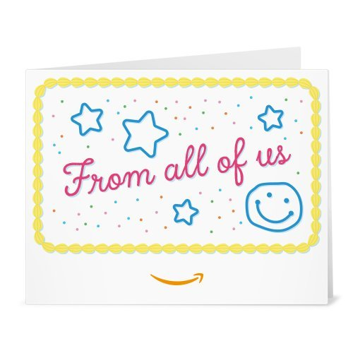 From all of us cake gift card  link image