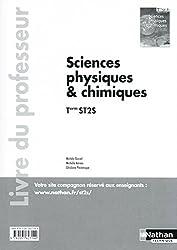 Sciences physiques et chimiques - Tle ST2S - livre du professeur