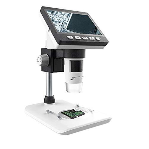芸能人愛用 AMZER 1080P ポータブル電子デジタルデスクトップ顕微鏡 LEDライト付き Micro SDカード対応 (最大32GB) - ブラック   B07L3ZBCJR, 岩瀬町 f7892cae