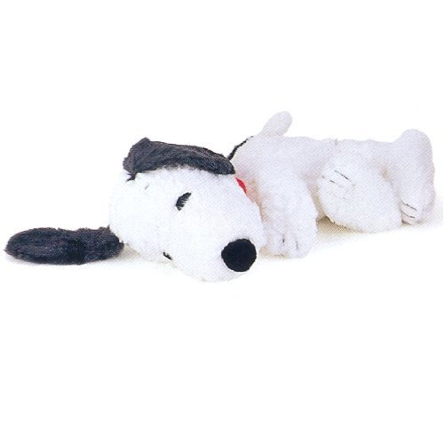 "11.5"" Long Snoopy Soft Plush Doll - 41I MjW2JFL - 11.5″ Long Snoopy Soft Plush Doll"