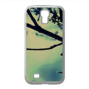 Cold Day Watercolor style Cover Samsung Galaxy S4 I9500 Case (Winter Watercolor style Cover Samsung Galaxy S4 I9500 Case)