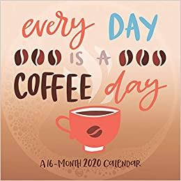 Coffee Trends 2020.Coffee 2020 Wall Calendar Trends International