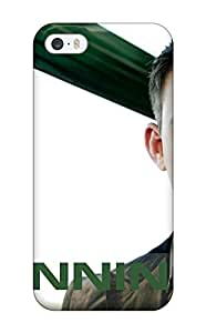 Slim Fit Tpu Protector Shock Absorbent Bumper Channing Tatum Case For Iphone 5/5s