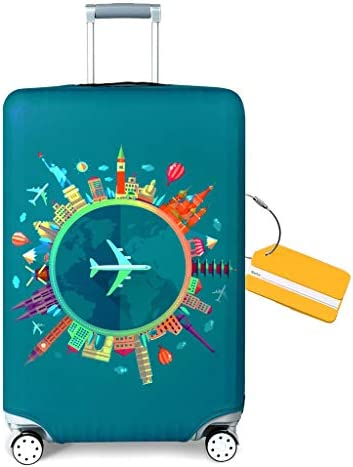 OrgaWise Luggage Cover Suitcase Protector product image
