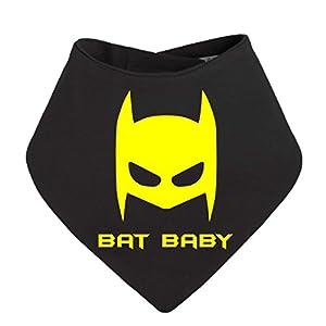 Bat Baby Bandana Bib