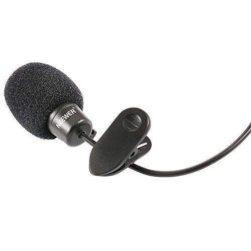 Neewerx9886;x53E3;x9EA6;x514B;x98CE; 3.5mm Hands Free Computer Clip on Mini Lapel Microphone (3X Lapel Microphone) - Image 7