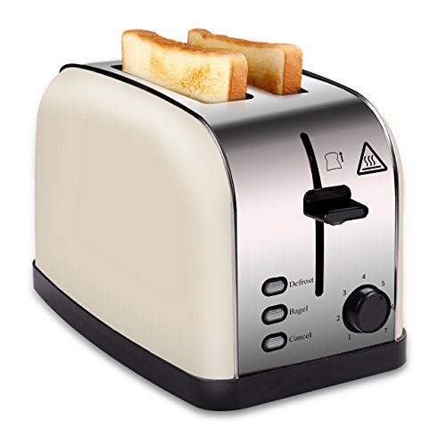 I never knew what a challenge it would be to find a toaster that will toast on both sides evenly.