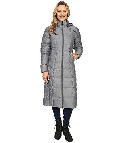(ザノースフェイス) THE NORTH FACE レディースコートジャケットアウター Triple C II Parka [並行輸入品] B074CRX1LM XL (XL)|TNF Medium Grey Heather (Prior Season) TNF Medium Grey Heather (Prior Season) XL (XL)