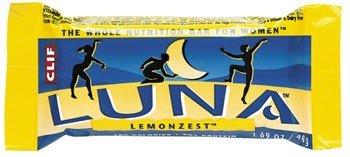 Clif, Bar Luna Lemon Zest, 1.69 Ounce, 15 Pack