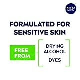 NIVEA MEN Sensitive Shaving Skin Care Set, 2 Pack