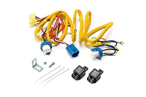 (Putco 239007HW - 9007 100W Premium Heavy Duty Headlight Harness and Relay)