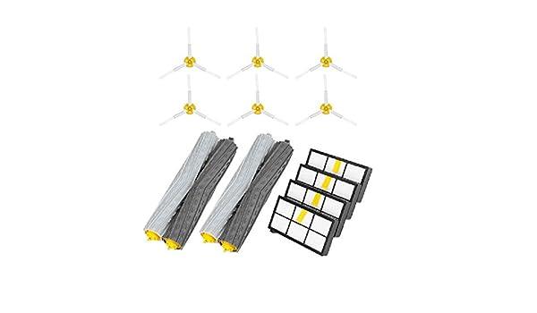 HSKB - Kit de limpieza para aspiradora i-Robot Roomba 900 960 980 ...