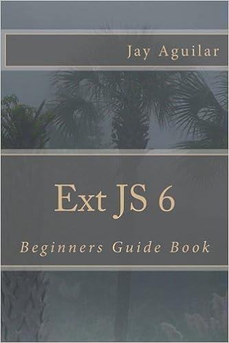 Ext JS Beginners