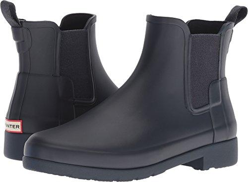 Hunter Women's Original Refined Chelsea Boots Navy 9