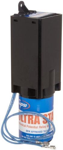 (Supco MPR5 Ultra Start Compressor Capacitor Hard Start Kit 1 to 3 HP Compressors 208/230/265V)