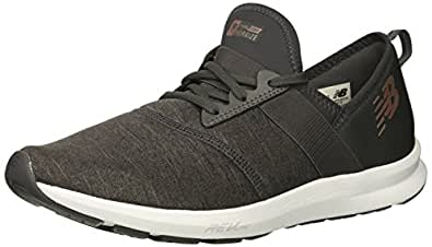 New Balance Women's Nergize V1 FuelCore Cross Trainer, Grey, 6 D US