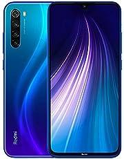 CELULAR XIAOMI REDMI NOTE 8 DUAL 128GB NEPTUNE BLUE