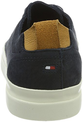 D2285ino Hilfiger Homme Sneakers Tommy Midnight Bleu 1n Basses CS6Fvw