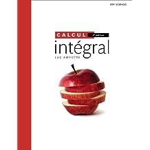 Calcul intégral 2e amyotte