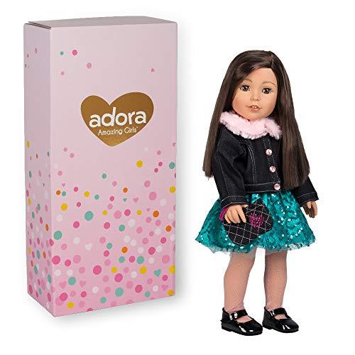 Adora Amazing Girls 18-inch Doll, ''Emma Sparkles'' (Amazon Exclusive) ()