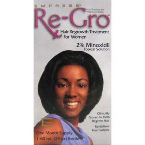 Impératrice Re-Gro repousse des cheveux traitement pour la femme (2fl OZ)