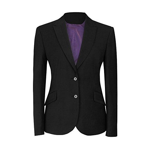Semi Fitted Jacket - 1