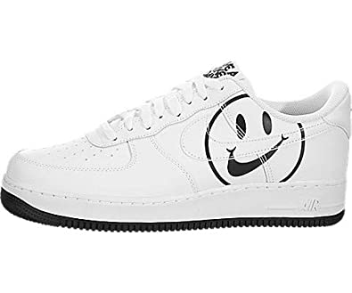 timeless design be019 8379d Image Unavailable. Image not available for. Color  Nike Air Force 1  07 LV8  (Have A Day) White Black