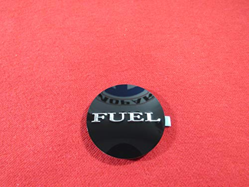 DODGE CHALLENGER Fuel Filler Door FUEL Emblem Badge NEW OEM MOPAR