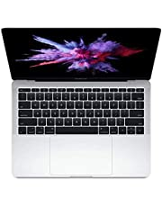 Apple MacBook Pro MPXU2LL/A, 13.3-inch Retina Display, 2.3GHz Intel Core i5, 8GB RAM, 256GB SSD, Silver (Renewed)