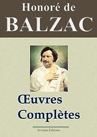 La comedie humaine - Intégrale par Honoré de Balzac