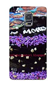 S5 Scratch-proof Protection Case Cover For Galaxy/ Hot Cmc Filling Cheese Phone Case