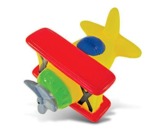 Puzzled Plane Rubber Squirter Buddy product image