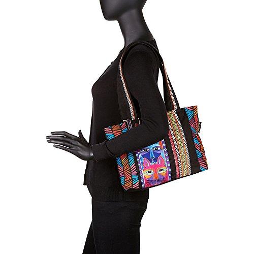 Laurel Burch, Borsa a spalla donna Multicolore multicolore