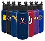 Simple Modern NCAA Virginia Cavaliers 32oz Water